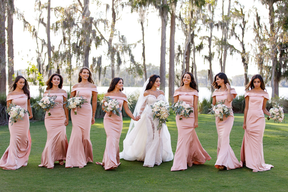 Wedding Photographer: Victoria Angela Photography | Wedding Coordinator: Plan It Events | Wedding Location: Isleworth Golf & Country Club