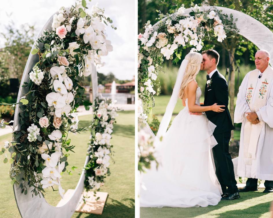 Wedding Photographer: Nima Photography | Wedding Coordinator: The Soiree Co Weddings  | Wedding Location: Four Seasons Resort Orlando at Walt Disney