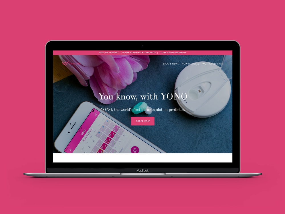 Yono Labs - eCommerce, Digital, Brand + Print