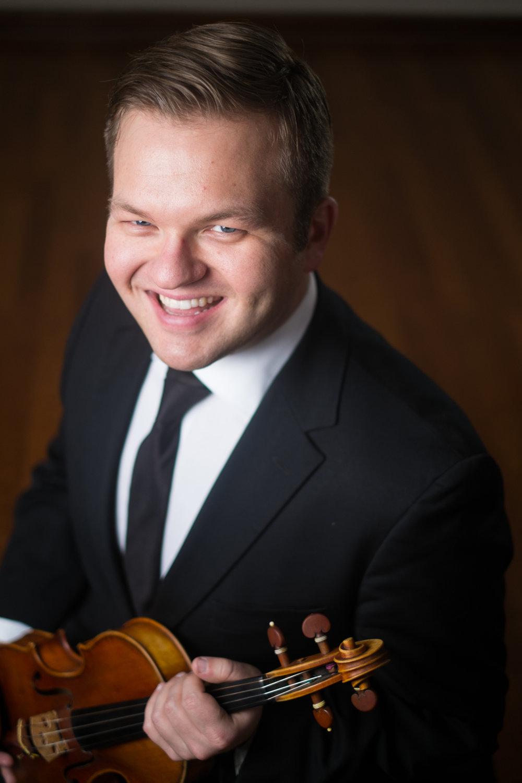 Joshua Ulrich Violin