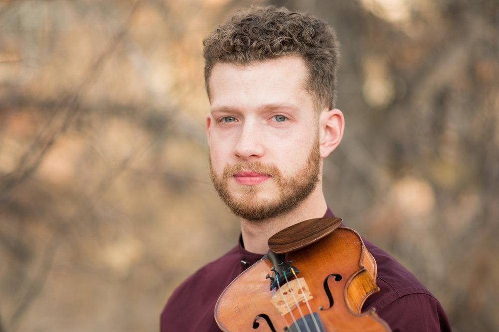Andrew Giordano - Violin