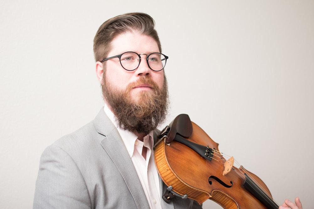 Andrew Krimm - Viola