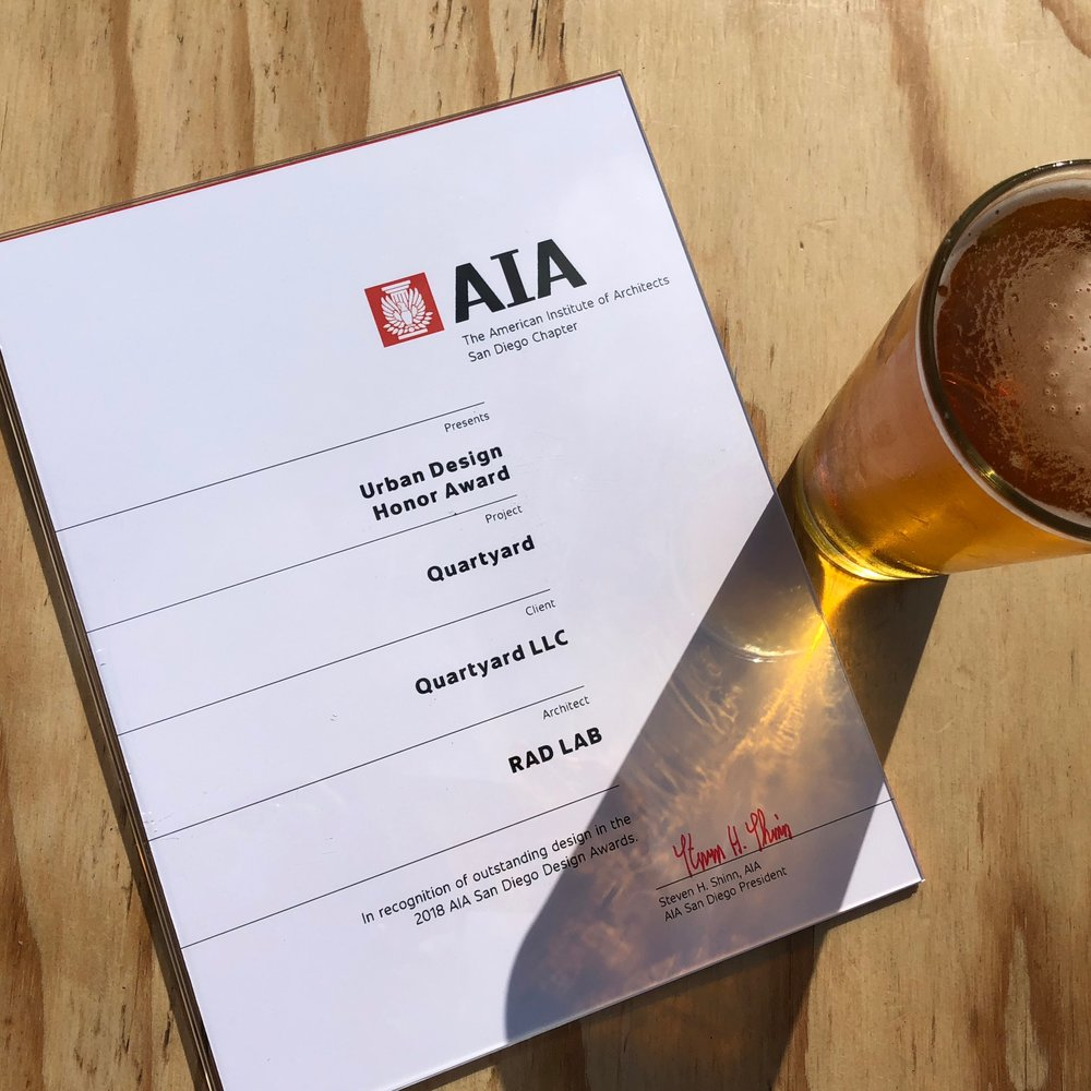 2018 AIA Urban Design Award.JPG