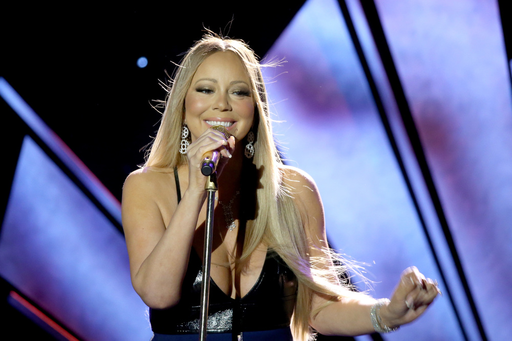 Multi-Grammy Award Winner Mariah Carey headlines the 2016 UNICEF Ball presented by Louis Vuitton
