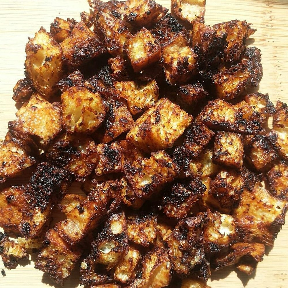 Hot & Spicy Jerk Croutons