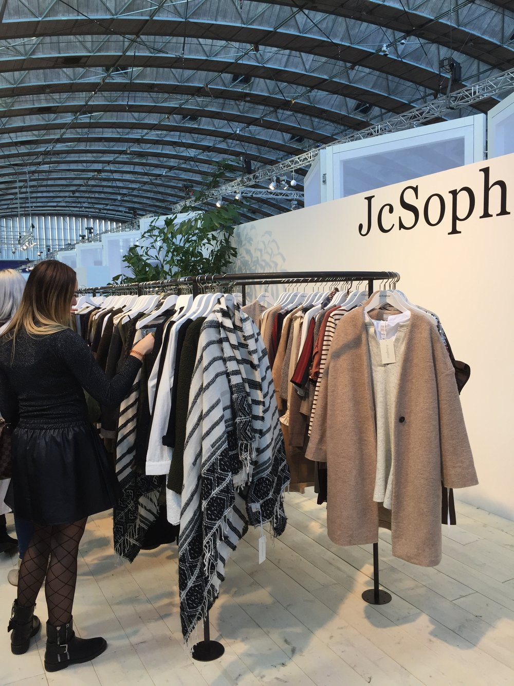 Modefabriek JC Sophie januari 2017