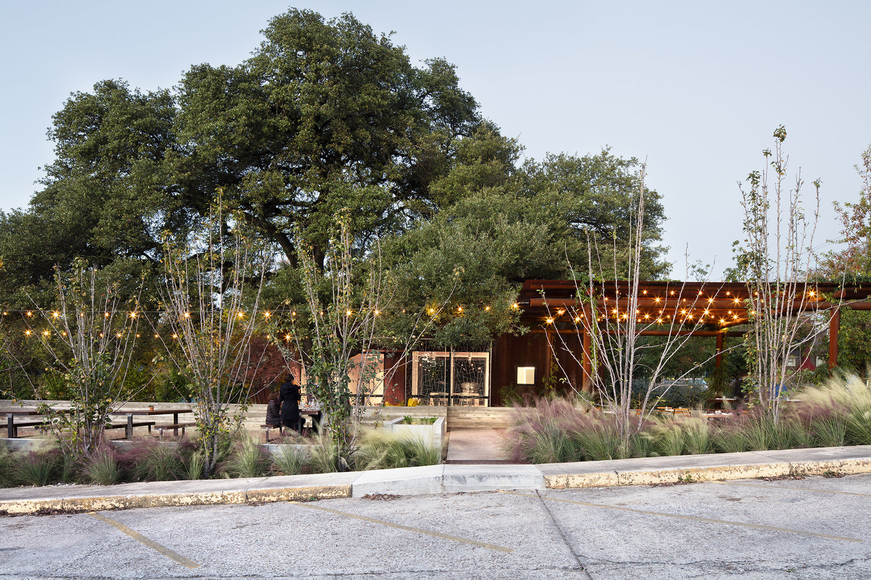 Texas French Bread Garden Charles Di Piazza Architecture