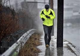 Running In Inclement Weather and Harsh Environments - by Lauren DiCenso