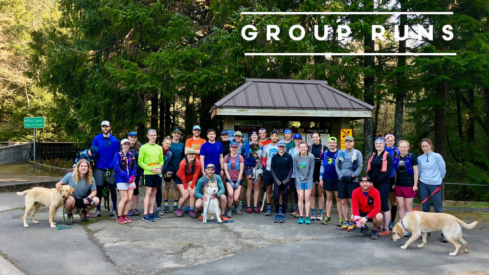Our tried and true weekly run that we've been doing since we started (way back when in 2012) every single week, all year, rain or shine.    General Info:    6:15 start! | 5-8 miles | rotating locations (updated weekly)    ALL PACES WELCOME