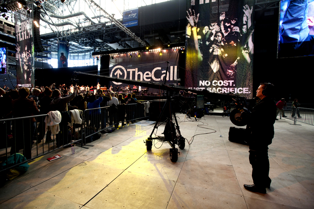 TheCall - Ford Field, Detroit