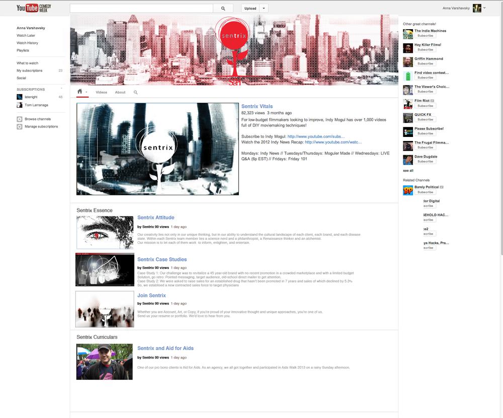Sentrix YouTube.png