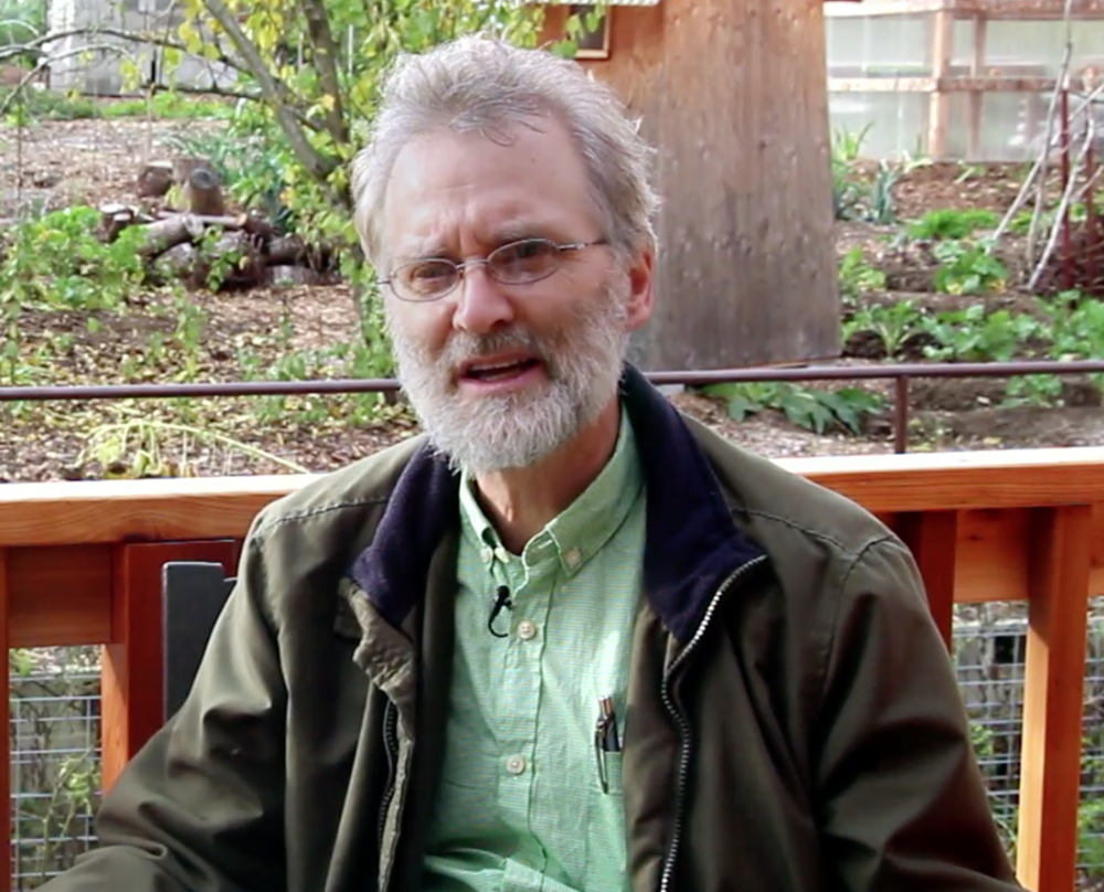 Dr. Ole Ersson - Kailash EcoVillageOle was born and has lived in Oregon most of his life. He has a passion for pushing the envelope on sustainable living practices, be it recycling, veganic gardening practices or humanure composting. He recently retired from his work as a family physician in Portland. He and his wife Maitri founded Kailash Ecovillage in December 2007. You can see some of their projects on the web site Experiments in Sustainable Urban Living at kailashecovillage.org/experiments