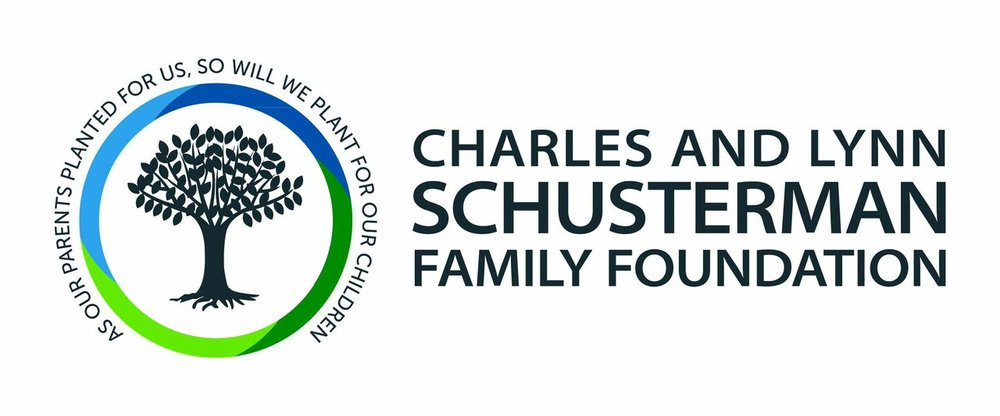 This event was made possible through the Charles and Lynn Schusterman Family Foundation's Grassroots Events program