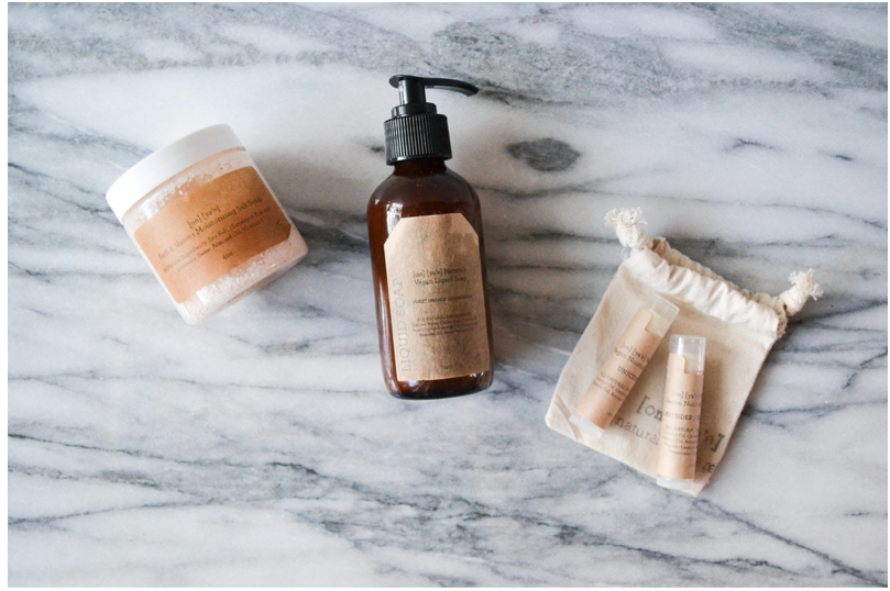 Getting social with Onya'e Natural Skincare by @social_studio