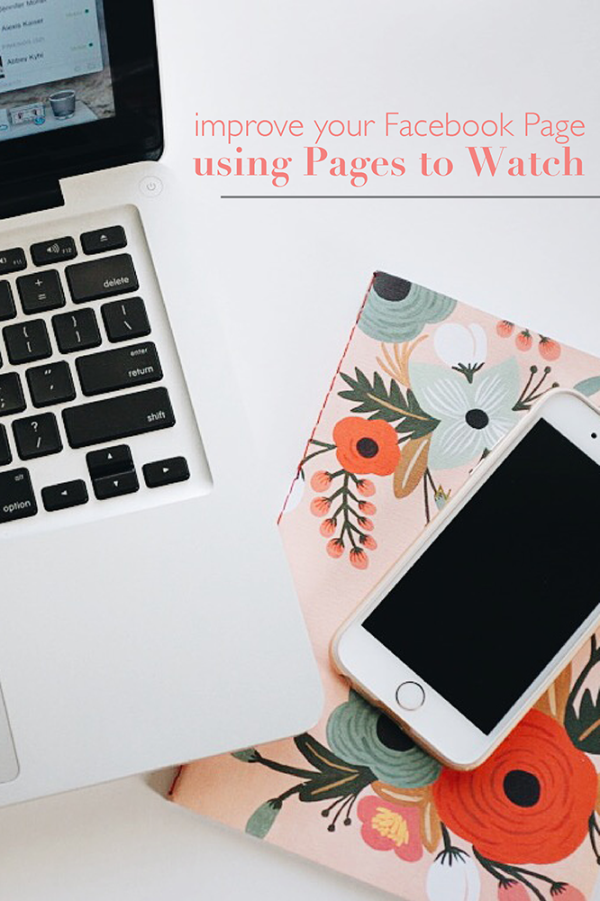 "Improve your Facebook page with the ""Pages to Watch"" feature >>> The Power of Competition"" by @social_studio"