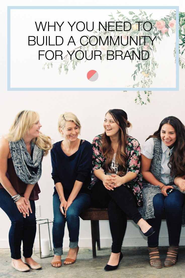 """Community can take your brand from 'just your thing' to a movement."" – Ashley Beaudin of #FireworkPeople 