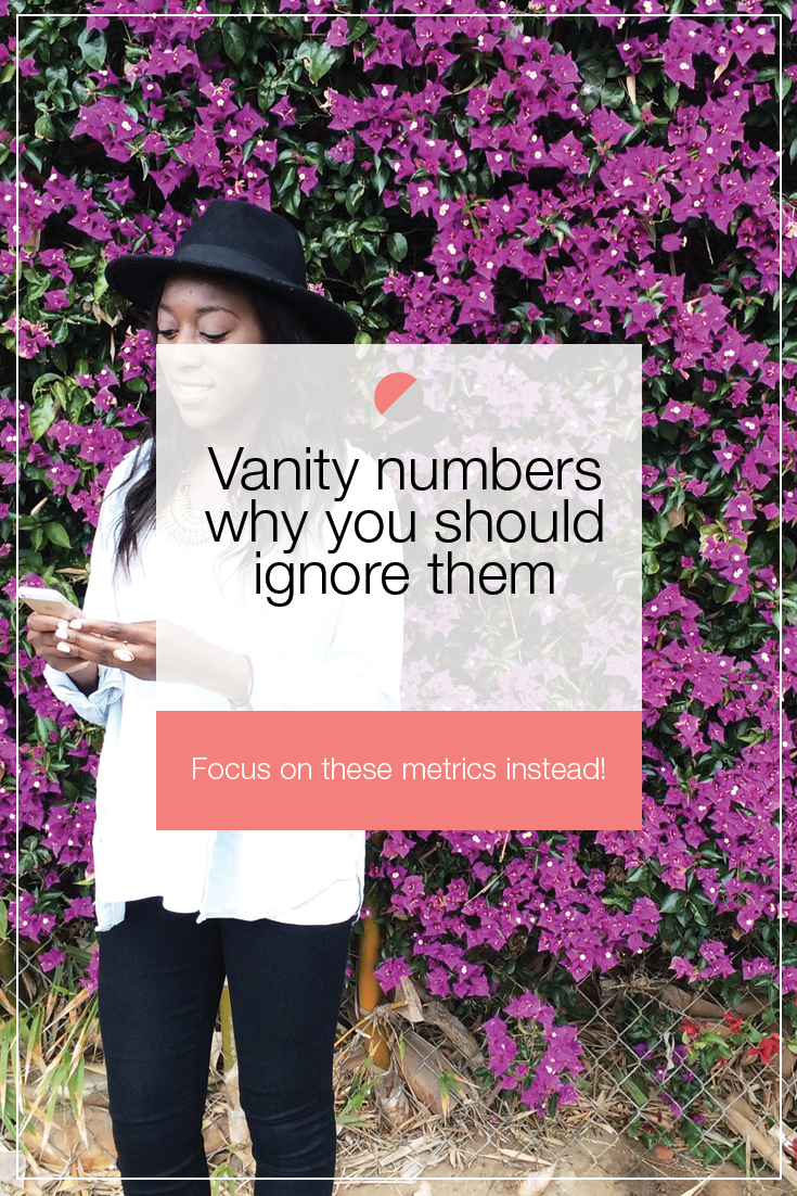 Okay, we'll admit it – everyone gets wrapped up in vanity numbers from time to time. Likes, followers, we get it – you want them. But are these the social media metrics you should REALLY be focused on? We think not! Click through to learn why.