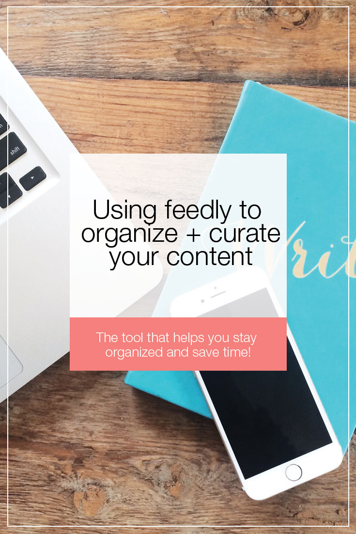 Three reasons why we love using feedly to stay on top of our favorite blogs, news, and so much more! Seriously ya'll, check this post out! If you aren't currently using feedly – it's a must for curating and sharing content.