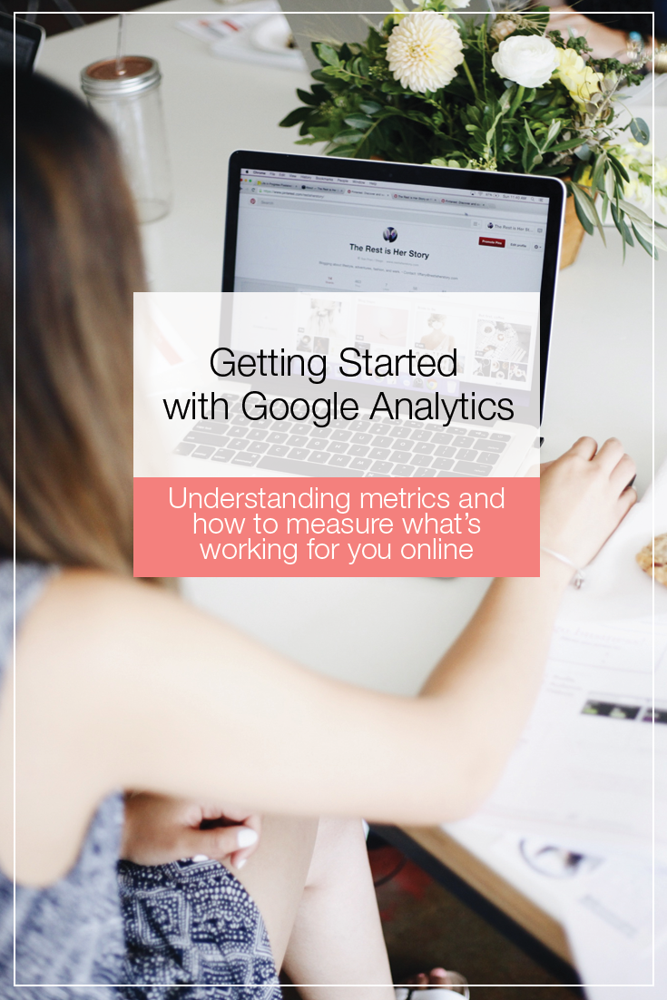 Google Analytics is definitely one of the most powerful web analytics. Learn how to manage and track your data from a beginner's point of view – perfect for understanding what content is working for you! Bloggers, pin this, read later! Contributing post by @jaymietarshis via @social_studio