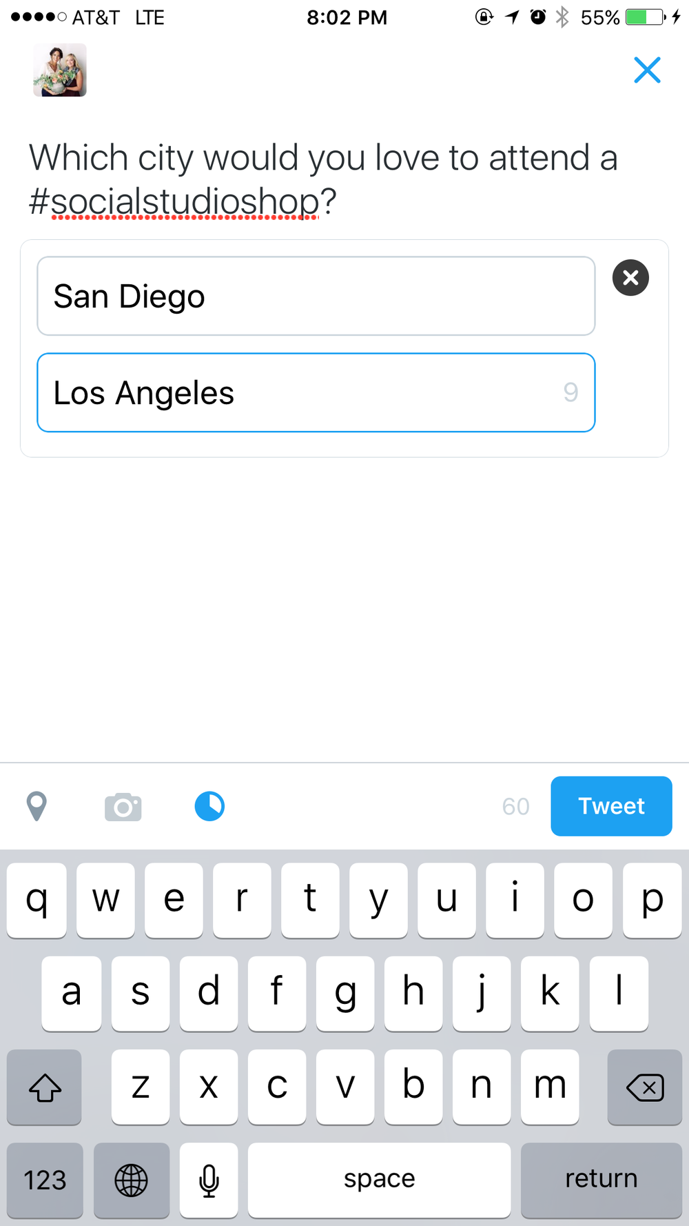 Getting Started With Twitter Polls via @social_studio