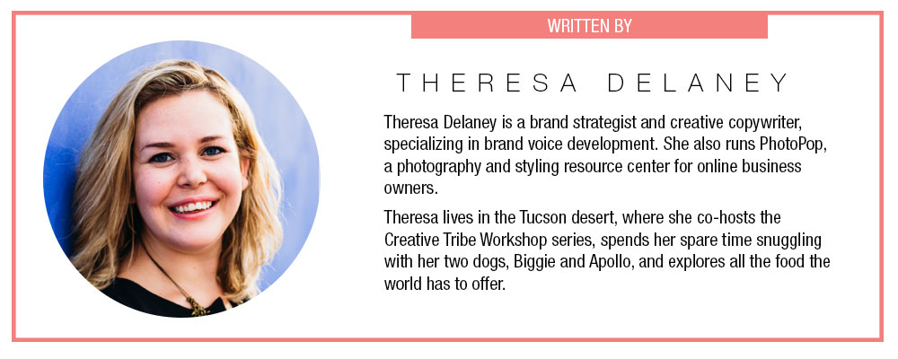 theresa delaney author bio image