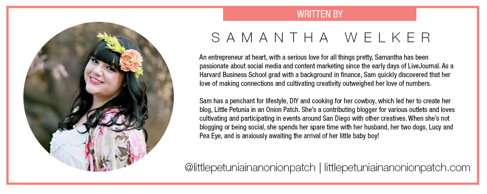 Samantha Welker Make Your Audience Fall in love with your brand