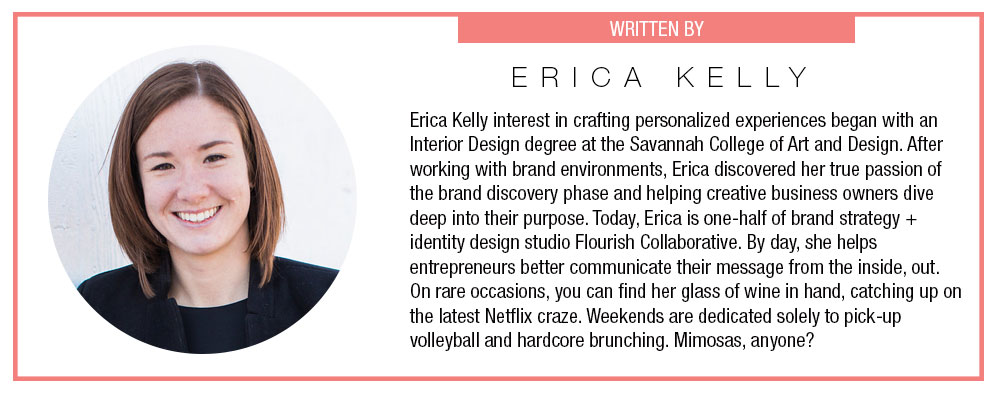 Erica Kelly Social Studio Shop Author Bio