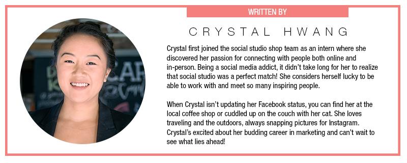 Crystal Hwang Author Bio