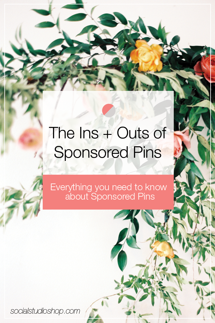 Thinking about investing in Promoted Pins on Pinterest? Make sure to read this blog post before investing to see if you have your images, audience, and costs covered correctly!