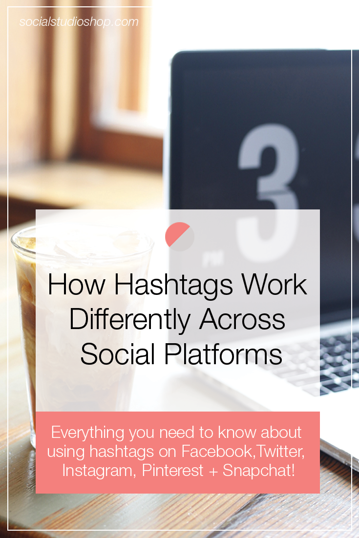 Have you been using hashtags for your brand or business, but not sure if it's working to drive traffic to your site or social media posts? We're breaking down how hashtags work across all the different social platforms, so click through to see if you've been utilizing them properly!