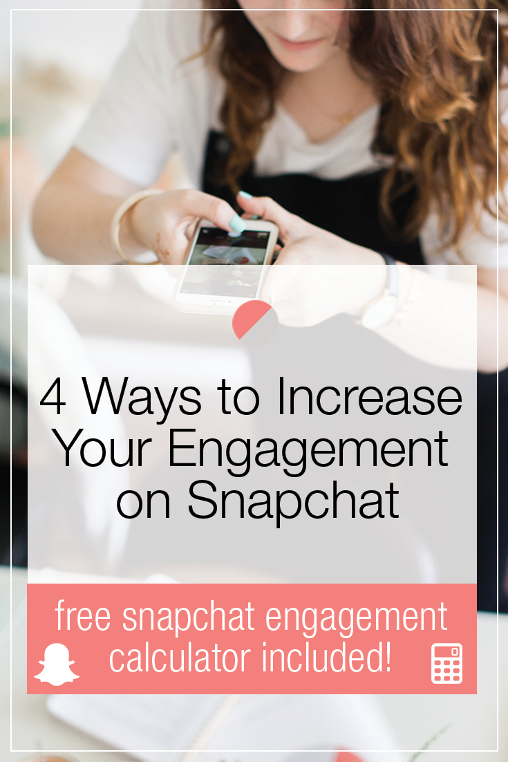 Snapchat is for so much more than puppy filters (even though those are our fav)! Snapchat has quickly become one of the most valuable social media platforms you can be on to promote your brand or business. But like all other platforms, it doesn't work unless you do! Click through to read our tips on how to boost your engagement on Snapchat + connect with your audience!