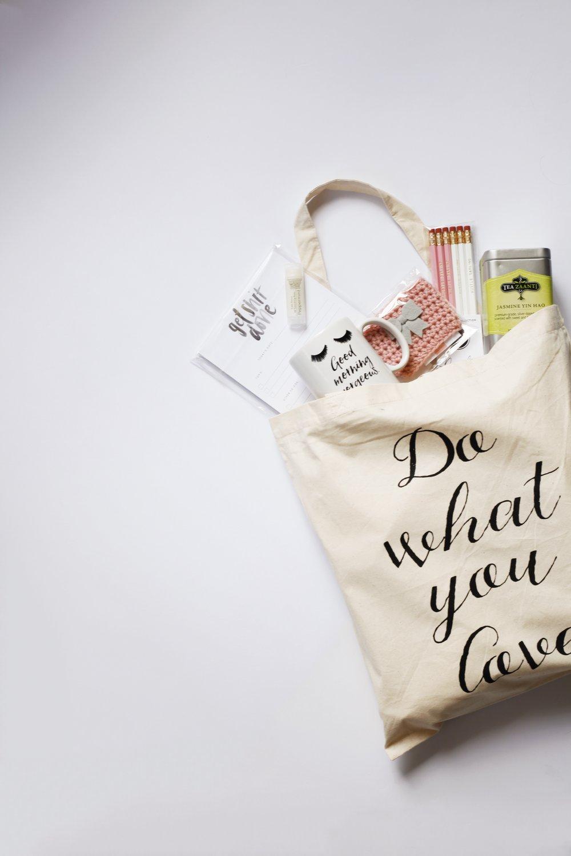 tea zaanti sponsor goodie bag