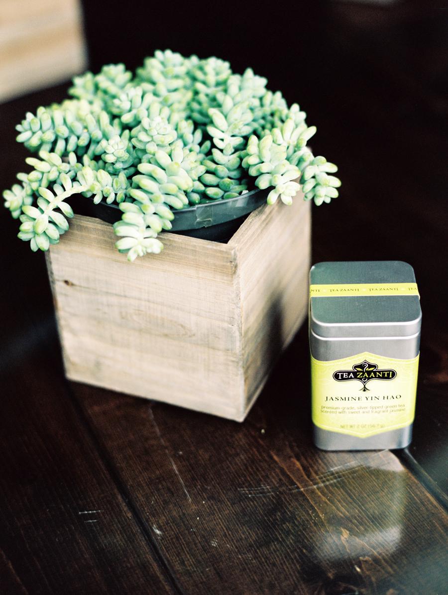 Tea Zaanti green tea