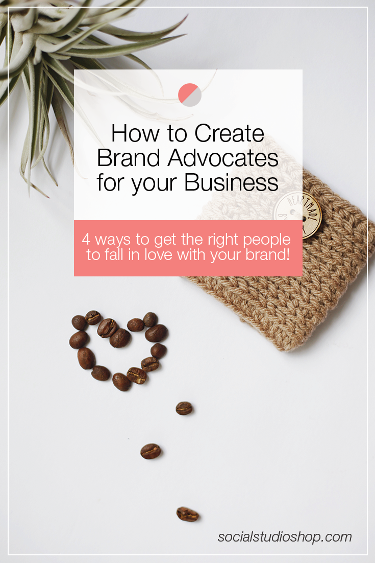 There's a big difference between paying influencers for your brand + cultivating organic brand advocates. These ambassadors can be incredibly important for your blog or business, so click through to see how you can find yours!