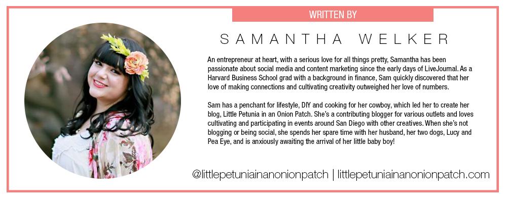 Samantha Welker Social Studio Shop