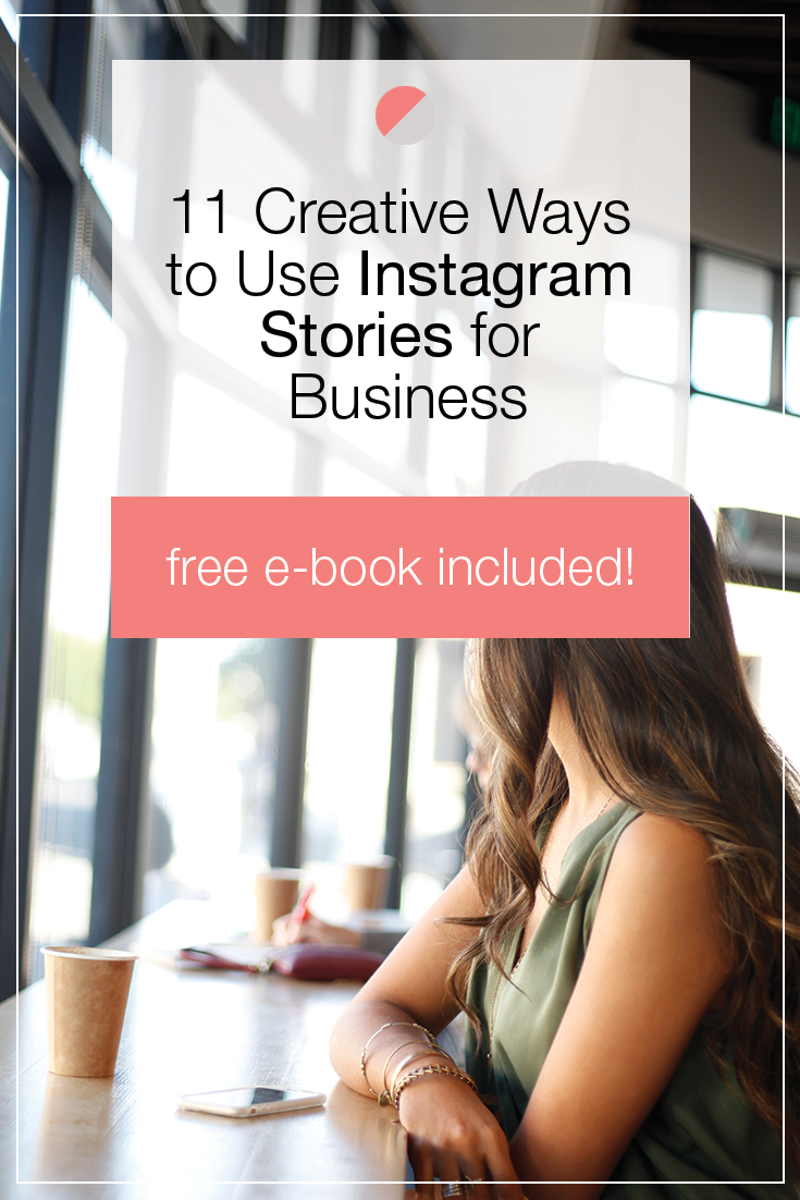 Instagram stories are here to stay (sorry, Snapchat - we still love ya), so why not utilize them for your business? We've put together 11 of our favorite creative ways to use Instagram stories to grow your audience and attract new business. Click to read more!