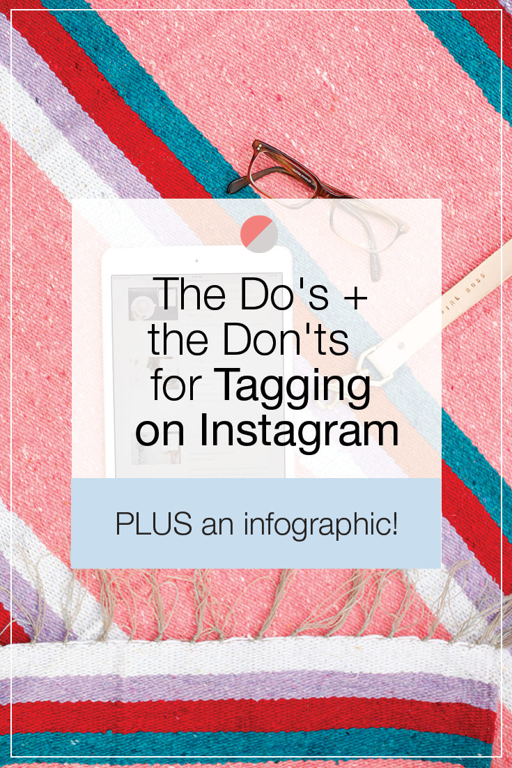 With so many accounts and so much saturation, tagging is starting to get a bit muddy on Instagram. We're breaking down for you the etiquette for tagging on Instagram, including the rules from Insta's own guidelines! Click through to make sure you're doing it correctly!