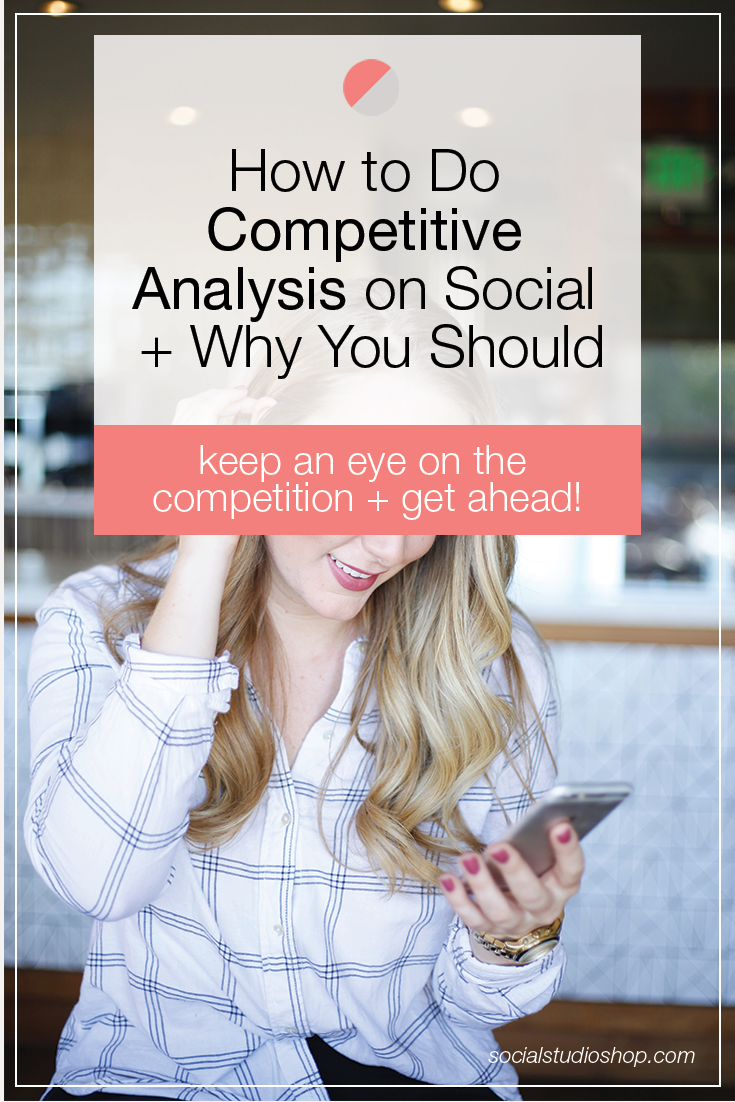 Have you ever looked at a similar brand or business online and wondered what makes them so successful? If not, it might be time to dig into some competitive analysis on social media and see what is working for your competitors. Learn how you can boost your own brand by scoping out the competition!