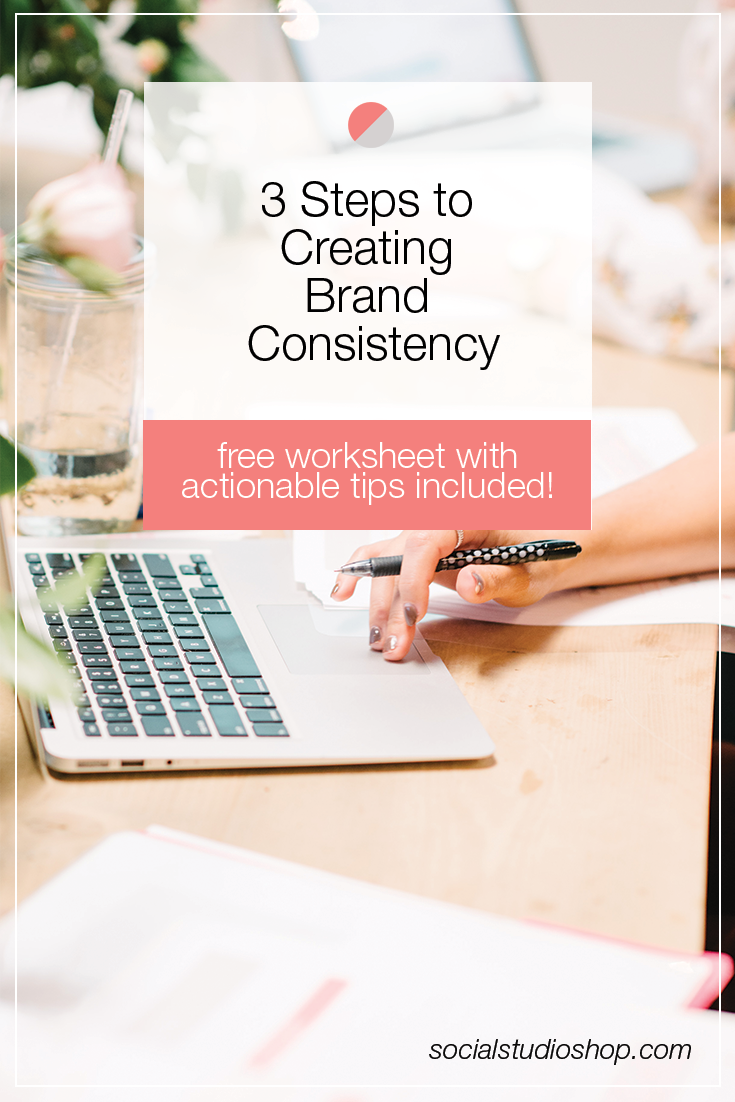 Your brand + how you represent yourself to your audience is crucial to your success and attracting your dreamies. If you're not sure what exactly your brand represents or having difficulty keeping a cohesive thread throughout your marketing efforts, make sure you read this blog post + download our free worksheet and start creating consistency within your brand.