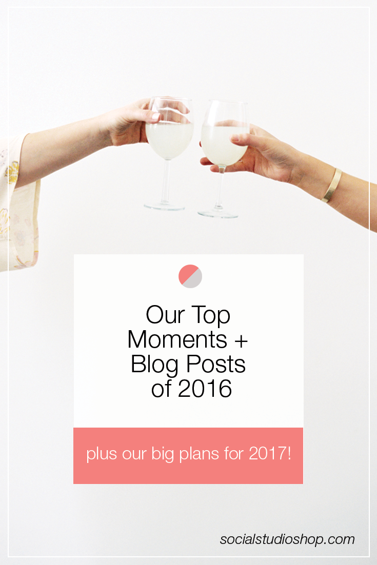 We're sharing our favorite moments, blogs, and tips from 2016 in this end of the year round up. Keep reading to see what we loved most this year!