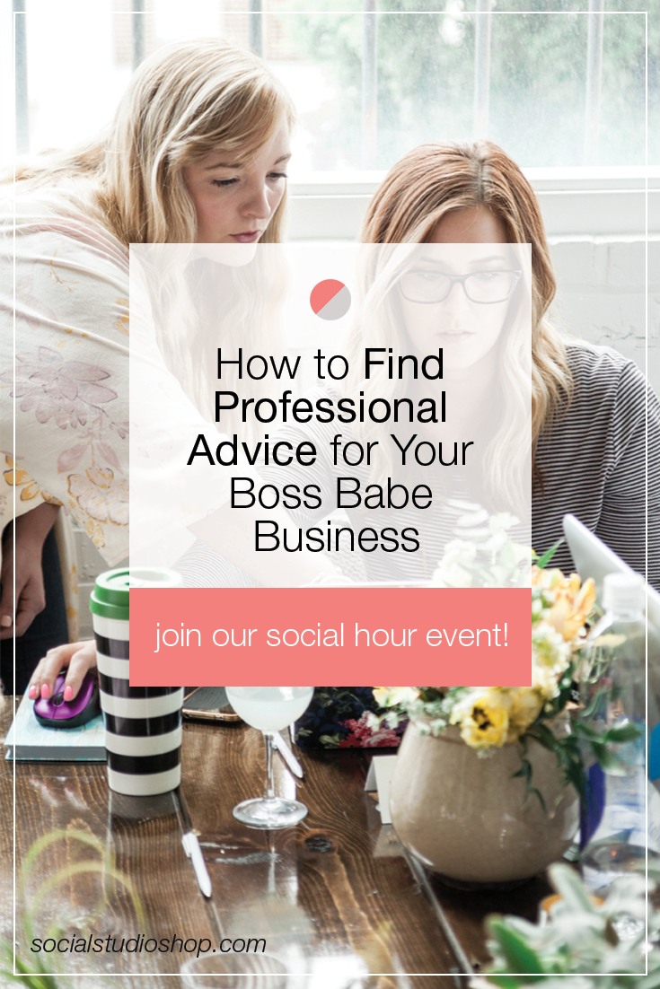 Looking to find a little extra help with your creative business, but unsure where to start? Thankfully there are so many different options these days that it is becoming easier to get the exact help you need for your girl boss business! Click through to read some of our favorite ways to find that extra advice you need!