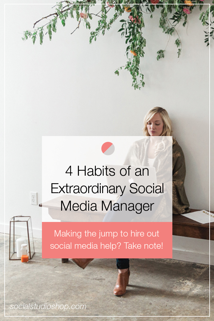Before you decide to take the leap and hire a social media manager for your business, consider these 4 extremely important characteristics to look for in whoever you hire. Get the most out of your investment with the best social media manager you can find!