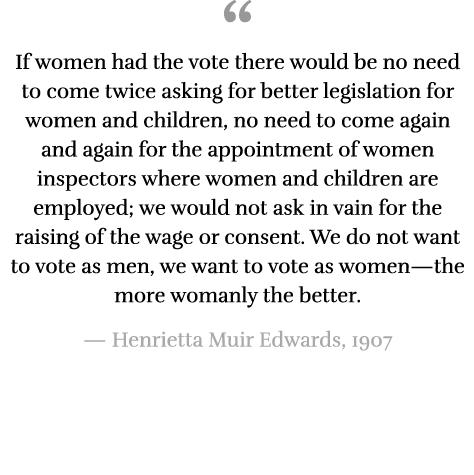 Henrietta Miur Edwards Famou5