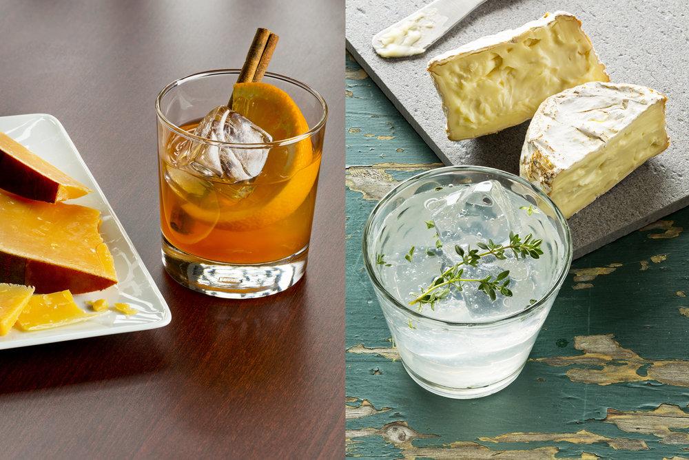 drinks & desserts -
