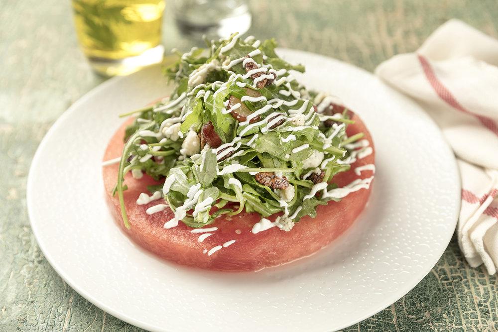 seafood & salads -