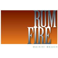 Rum Fire Waikiki Beach