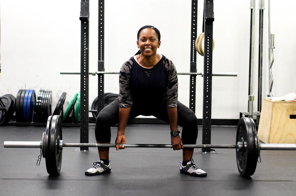 Personal Trainer Calgary Allison Vagus fitness