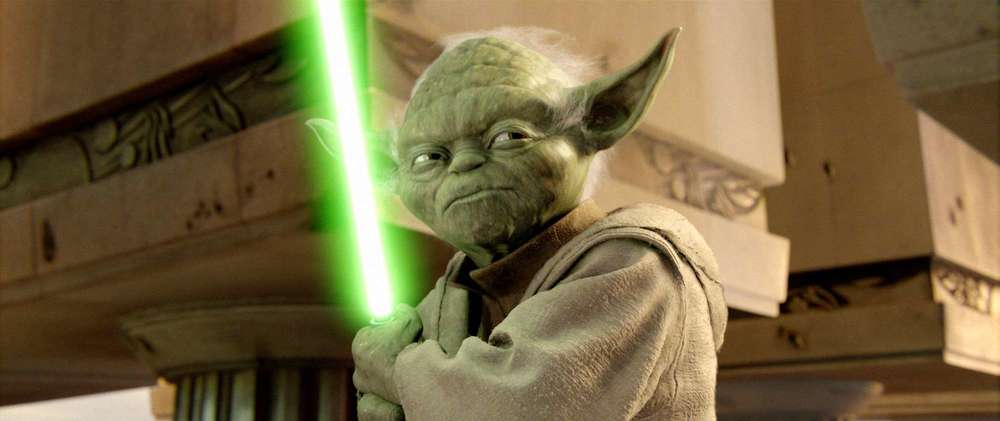 Yoda workout personal trainer
