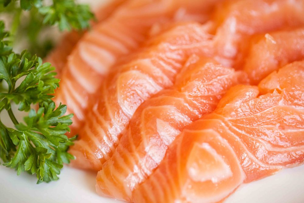 Omega 3 Fatty acids Personal Training