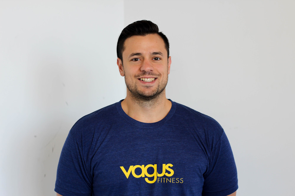 Meet Mike Viani, Astrid's Coach & Personal Trainer. He graduated from the University of Calgary with a Bachelor of Kinesiology. He has a keen interest in helping others move better, lose weight and improving their overall health. Mike can be reached at mike@vagusfitness.com
